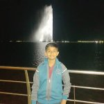 Adithya @ King's fountain