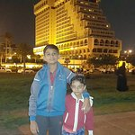 Kids near Palace.