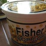 Bilde fra Fisher's Popcorn