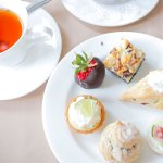 Join us for Afternoon Tea, daily at 4pm.