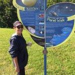 Anchorage Planet Walk along the coastal Bike Trail