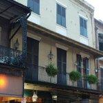 French Quarter Building