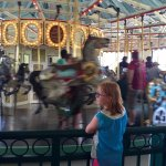 Stopping by the carousel is a must when visiting Como Park.