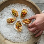 crispy oysters are everyone's favorites