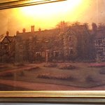 Worsley `Old Hall, built 1700's, was the ancient home of the Dukes of Bridgwater