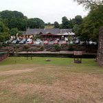 The Pub/Restaurant from the garden