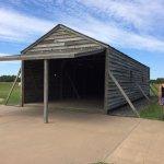 Replica shed