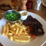 Rump Steak & Chips v1