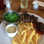 Rump Steak & Chips v2