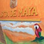 Casita de Maya Foto