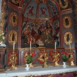capilla de santa ana ,