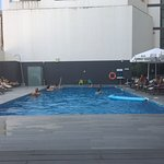 Foto de Hotel da Rocha