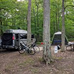 Site 50 at Boosey Creek Campground