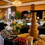 Special event brunch at the Crystal Dining Room