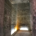 Temple of Hathor at Dendera Foto