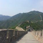 Great Wall at Mutianyu June 2017