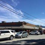 Street Vew of Rock Cod Cafe