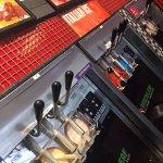 Self Serve Fro-Yo Bar