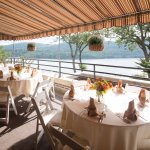 Beautiful views of the Hudson River and surrounding Highlands from Jefferson Patio