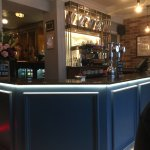 Nicely redone Pub area