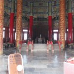 Inside the Temple of Heaven (visitors can not enter!)