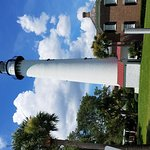 St. Simons Lighthouse Museum Foto