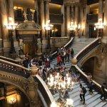 Foto de Palais Garnier - Opéra National de Paris