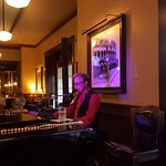 Chris Autore performs on Saturdays from 6-10 pm