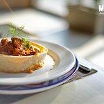 Chicken Tikka Masala - plato tradicional hindú al estilo Massala con garam masala.