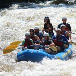 Rafting With Guide James
