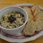 Creamy Brussels Sprouts Dip makes a great appetizer