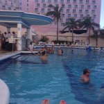 Pool at the Riu