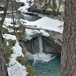 Photo of Johnston Canyon