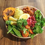 Vegan Nourish Bowl