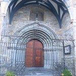 Broto's 16th century gothic church