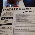Foto de King's Fish House