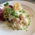 Pacific Stone Crab Salad