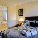 King bedroom & ensuite