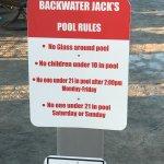 Фотография Backwater Jacks Bar & Grill