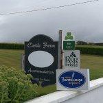 Foto de Castle Farm Bed & Breakfast