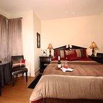 Ebony Rose Bedroom