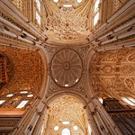 The scale is awe-inspiring - cathedral ceiling
