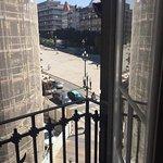 View from 3rd floor on Av. dos Aliados