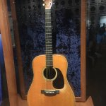 Hank Williams' Martin acoustic