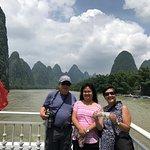 Boat ride to Yangshou