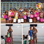 We sponsor school supplies for low income families. Photo of last January 2017. Done this for 4