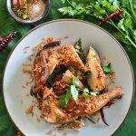 Gai Khua Phrik - Signature dish