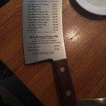 Photo de Cork 'n Cleaver Restaurant