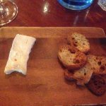 The small plate of cheese is free, comes with an order of the wine.
