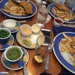 Hanbury's Famous Fish & Chips Foto